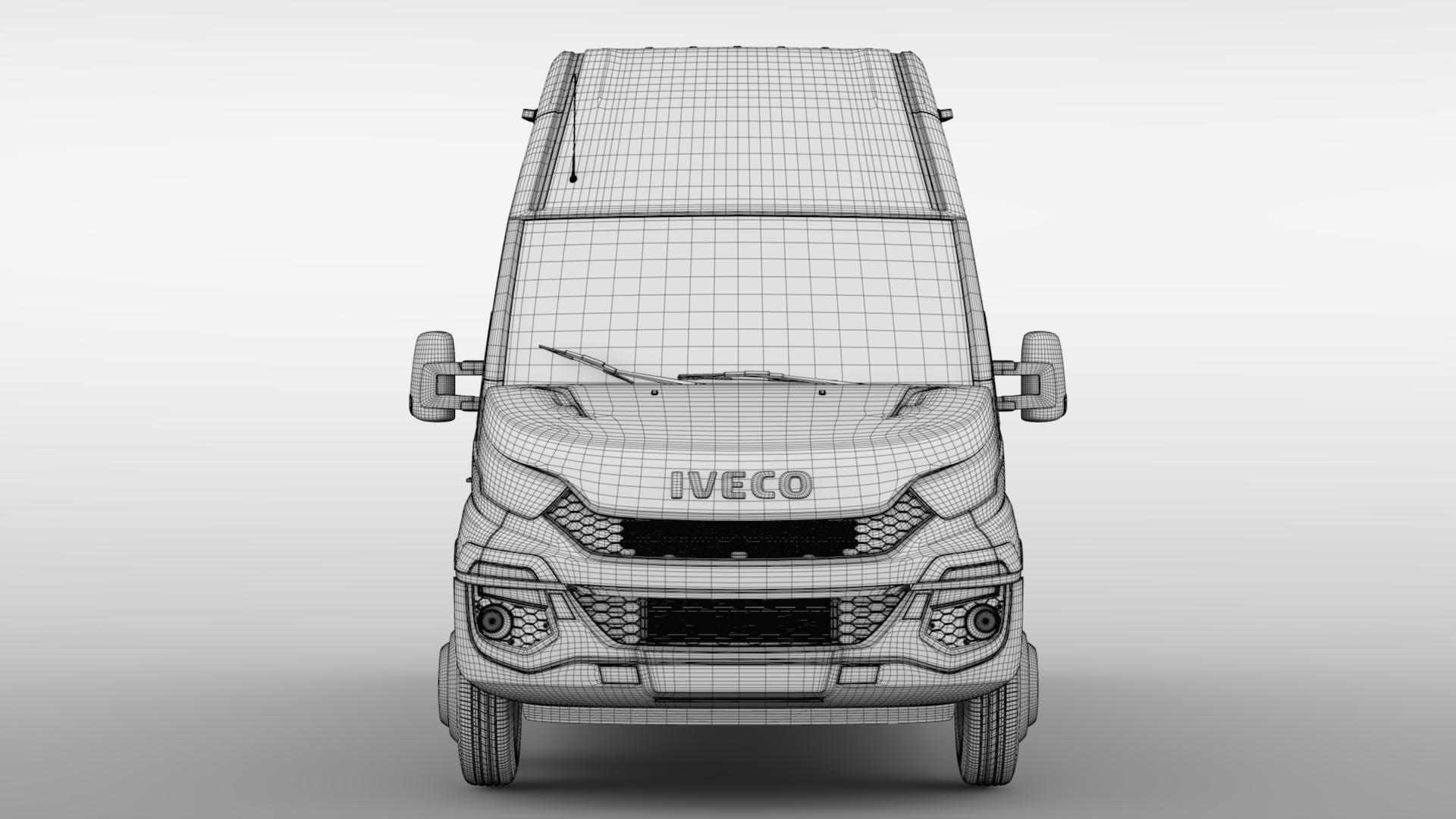 iveco daily tourus l4h3 2014-2016 3d model max fbx c4d lwo ma mb hrc xsi obj 276246