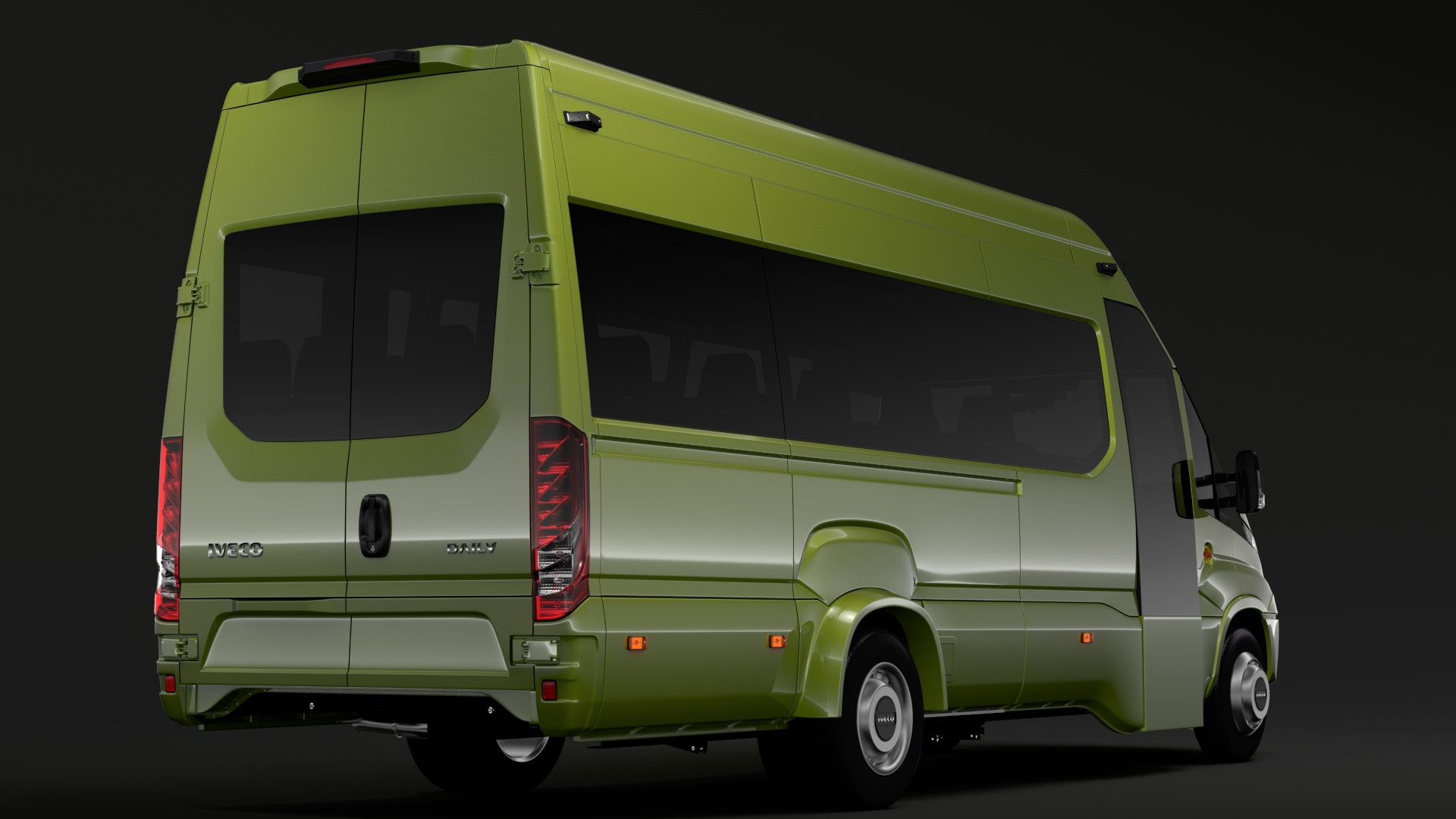 iveco daily tourus l4h3 2017 3d model max fbx c4d lwo ma mb hrc xsi obj 276272