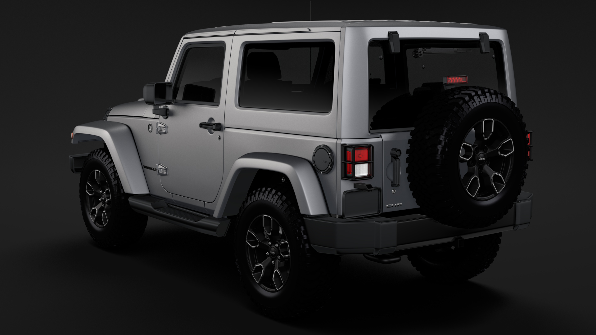 jeep wrangler smoky mountain jk 2017 3d model max fbx lwo hrc xsi 276691