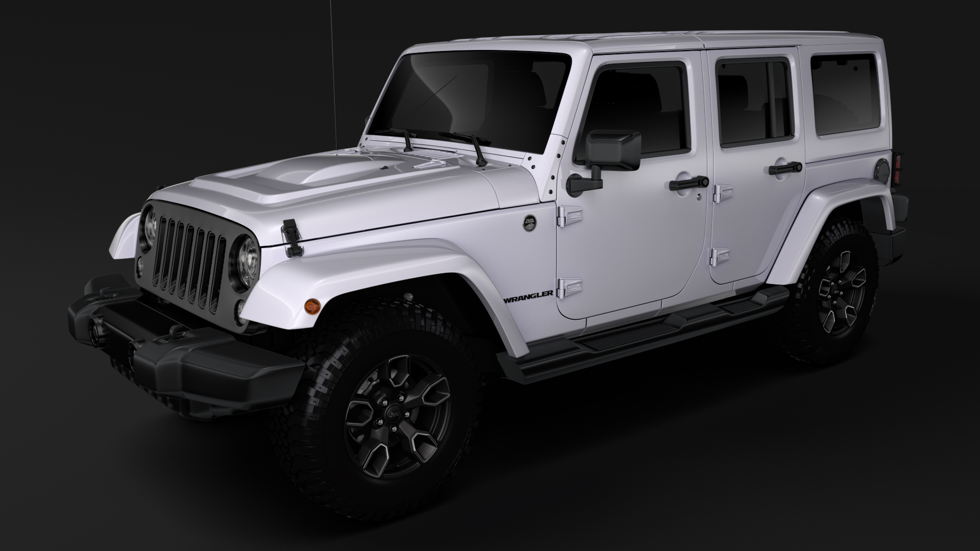 jeep wrangler unlimited smoky mountain jk 2017 3d model max fbx c4d lwo ma mb hrc xsi obj 276724