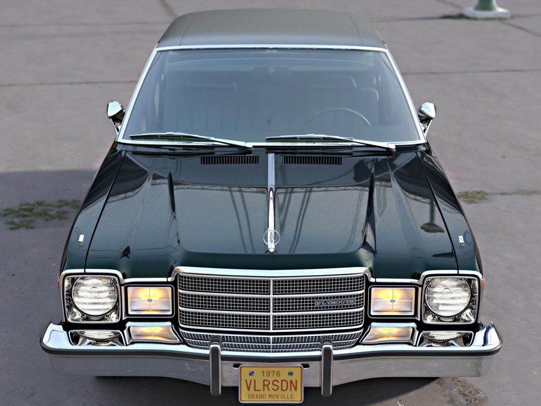 plymouth volare 1976 3d modell 3ds fbx c4d obj 276828