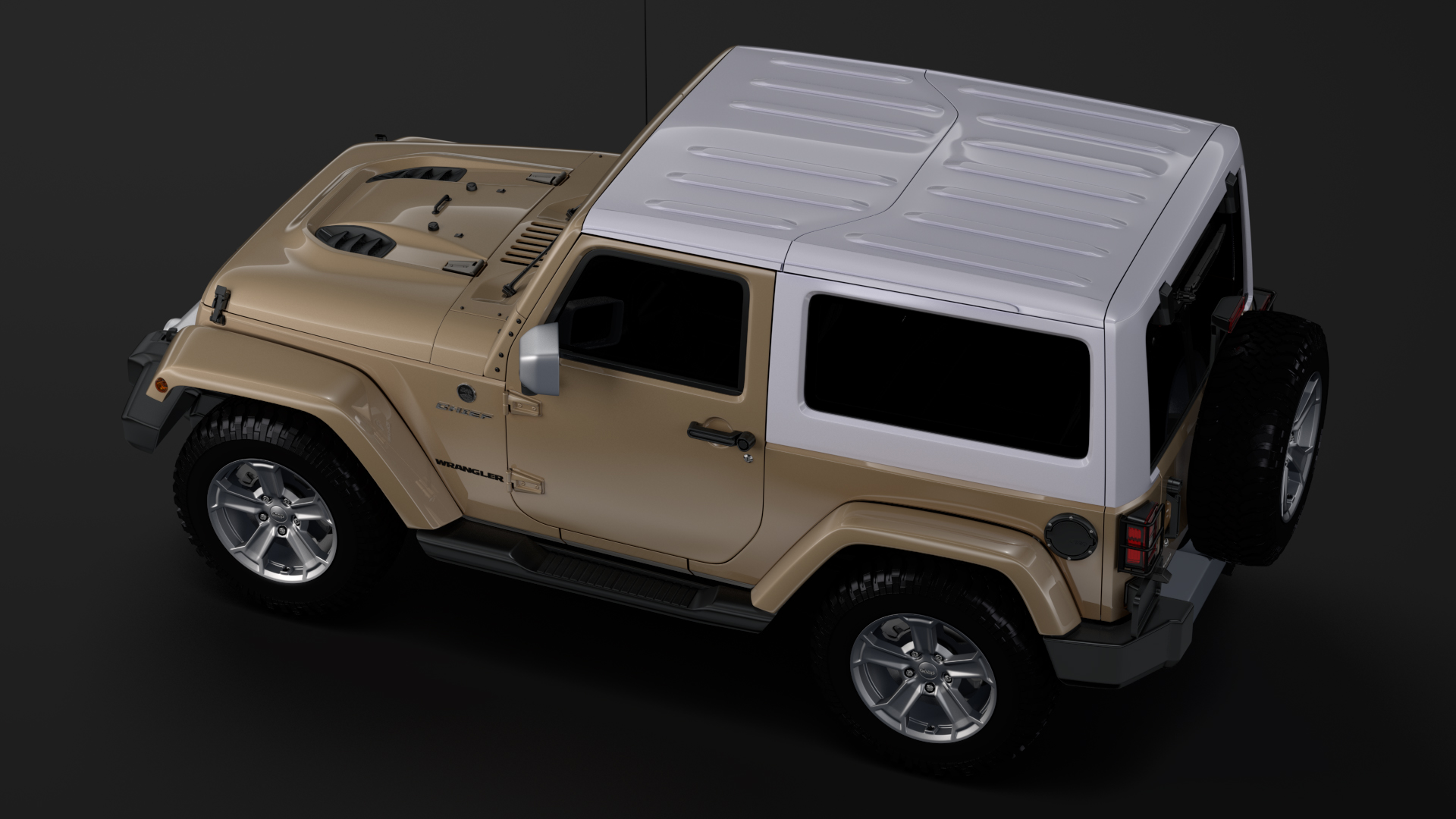 jeep wrangler chief jk 2017 3d model max fbx c4d lwo ma mb hrc xsi obj 276884