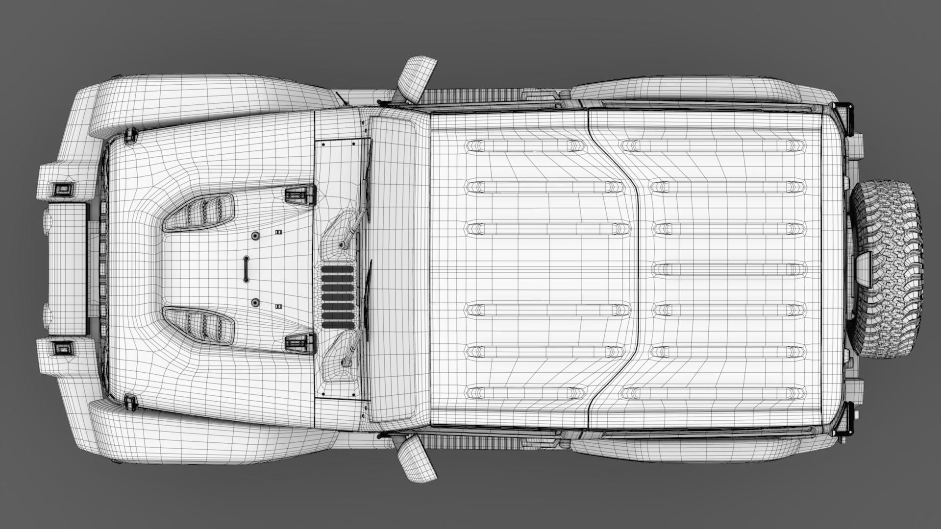 jeep wrangler chief jk 2017 3d model max fbx c4d lwo ma mb hrc xsi obj 276890