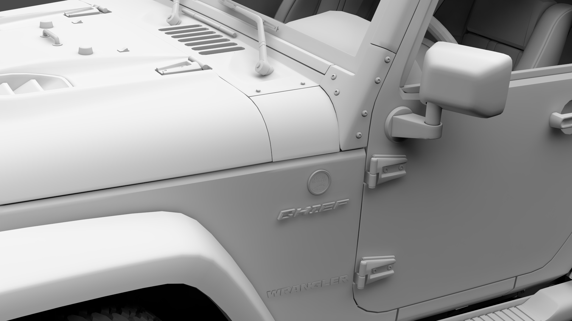 jeep wrangler chief jk 2017 3d model max fbx c4d lwo ma mb hrc xsi obj 276893