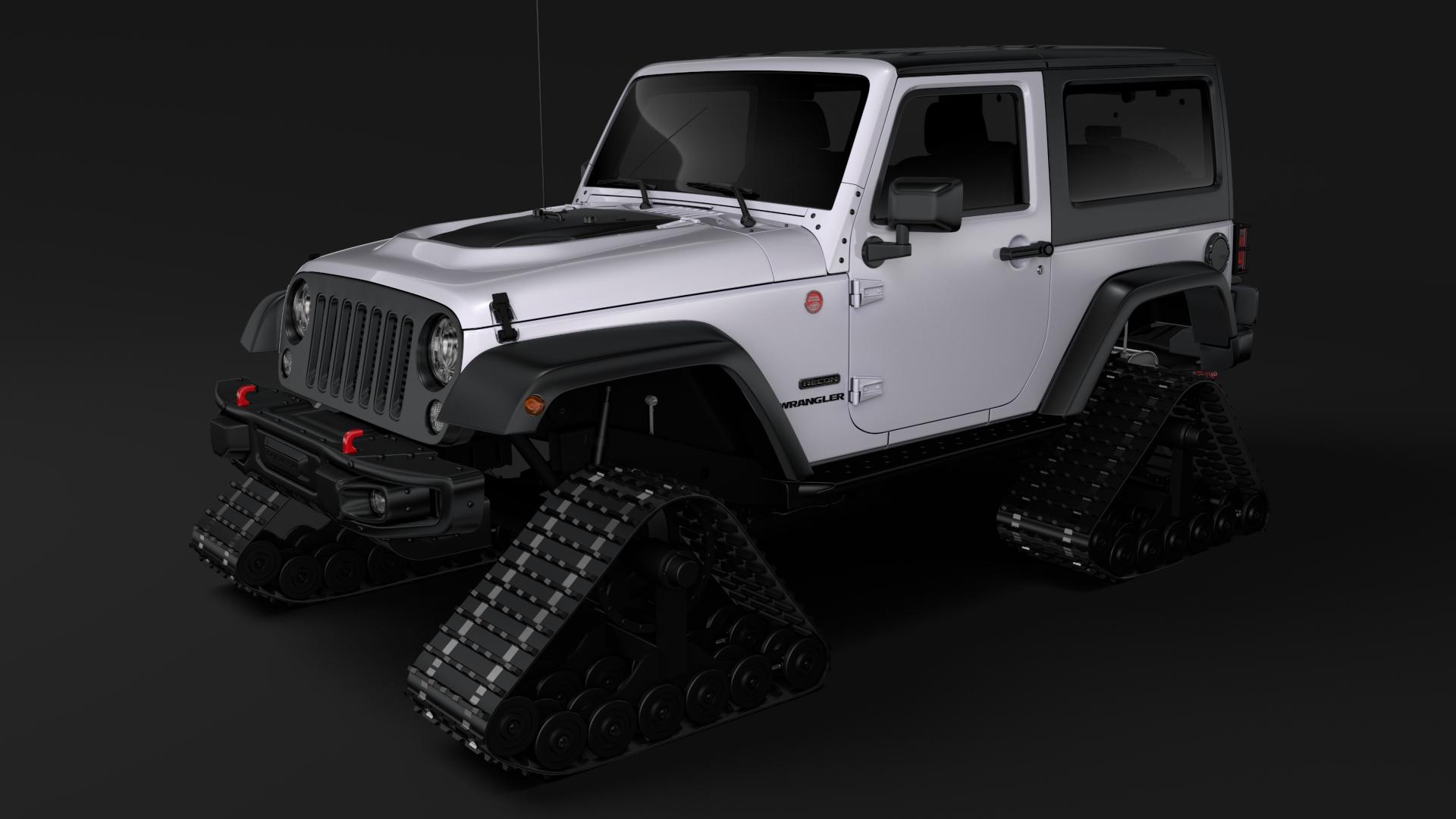 jeep wrangler crawler rubicon recon jk 2017 3d model max fbx c4d lwo ma mb hrc xsi obj 276908