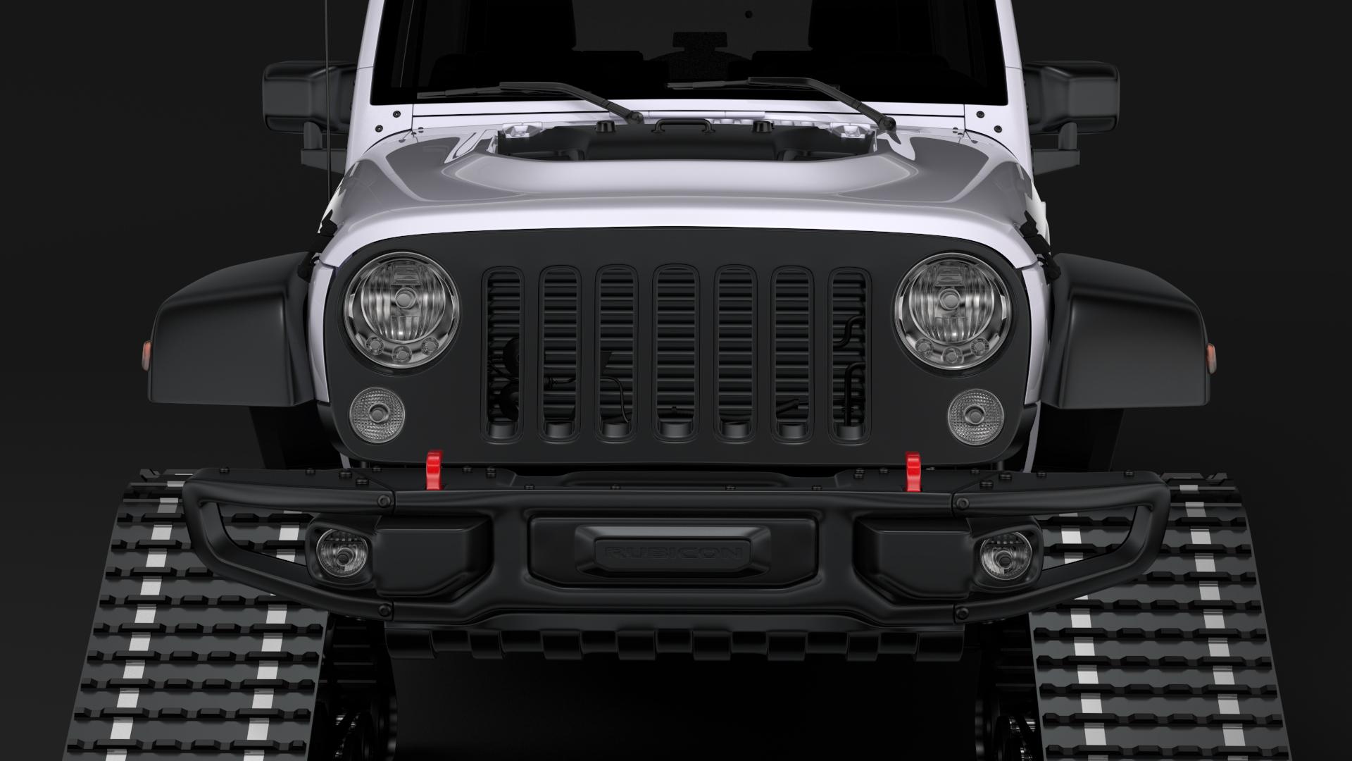 jeep wrangler crawler rubicon recon jk 2017 3d model max fbx c4d lwo ma mb hrc xsi obj 276909