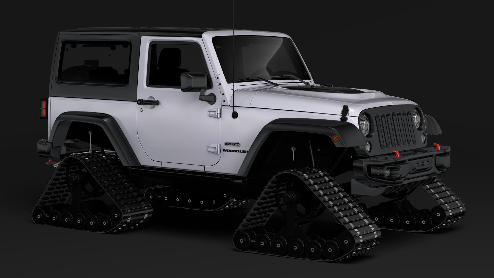 jeep wrangler crawler rubicon recon jk 2017 3d model max fbx c4d lwo ma mb hrc xsi obj 276910