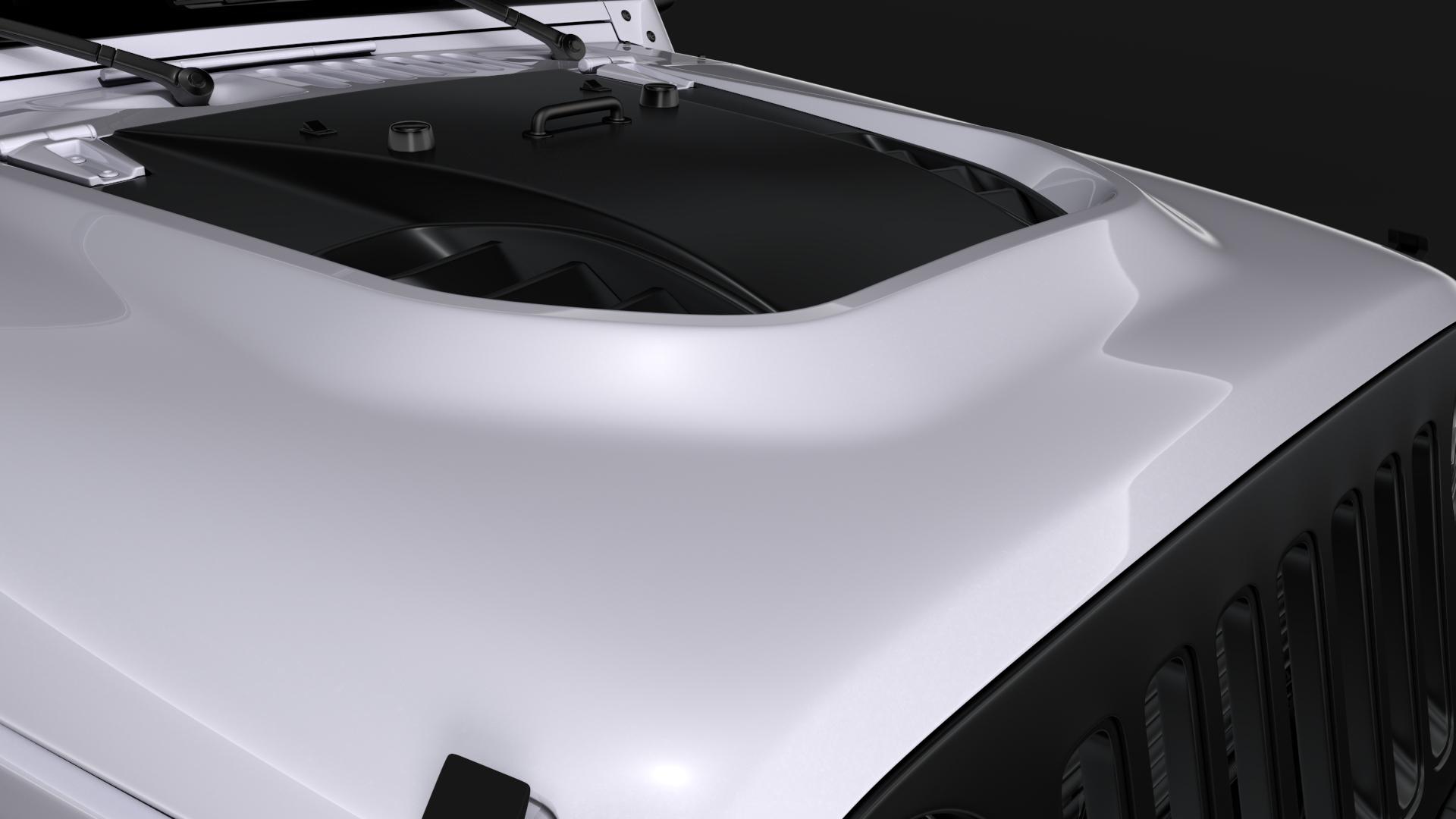 jeep wrangler crawler rubicon recon jk 2017 3d model max fbx c4d lwo ma mb hrc xsi obj 276912