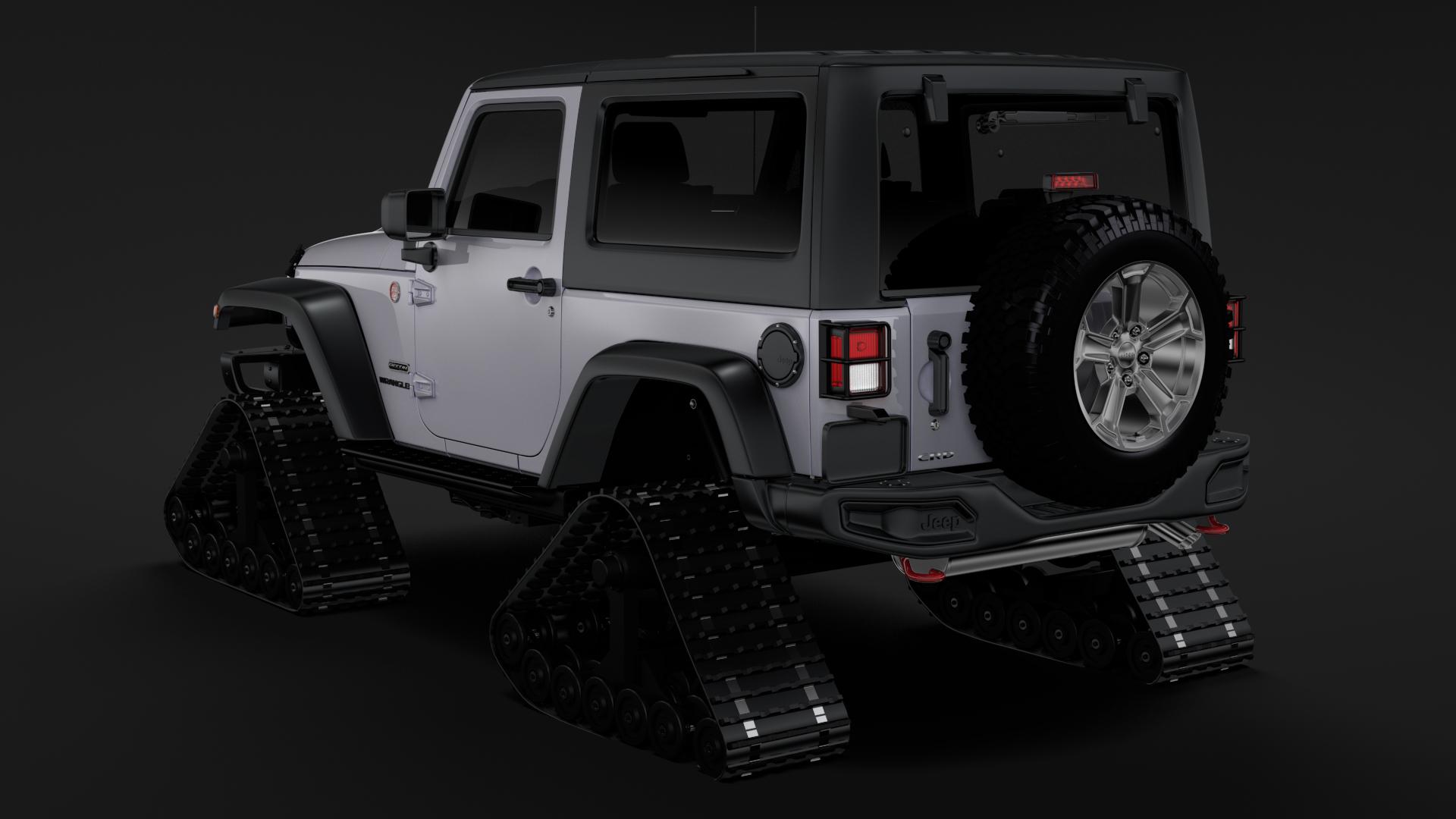 jeep wrangler crawler rubicon recon jk 2017 3d model max fbx c4d lwo ma mb hrc xsi obj 276913