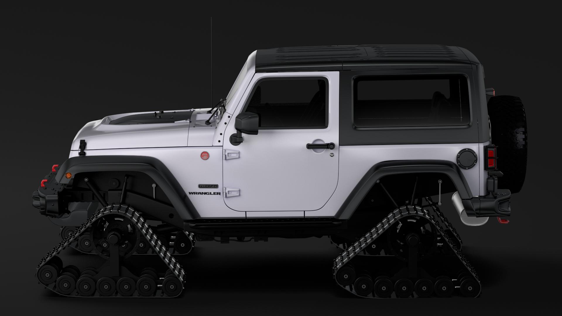 jeep wrangler crawler rubicon recon jk 2017 3d model max fbx c4d lwo ma mb hrc xsi obj 276916