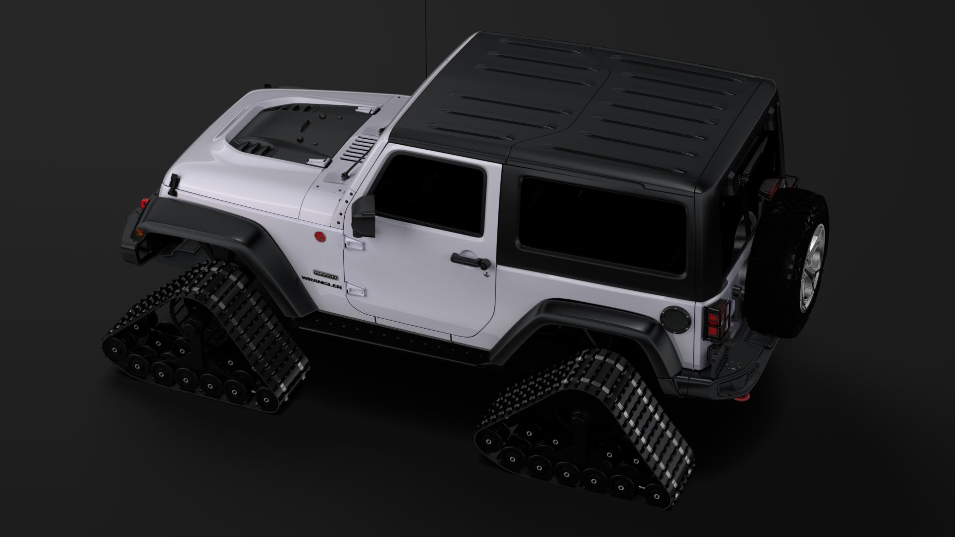 jeep wrangler crawler rubicon recon jk 2017 3d model max fbx c4d lwo ma mb hrc xsi obj 276919