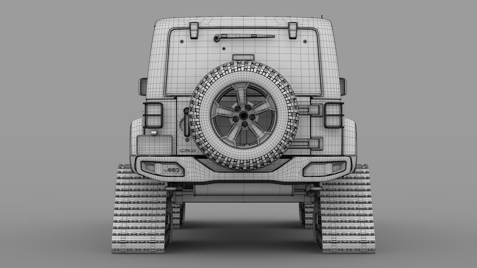 jeep wrangler crawler rubicon recon jk 2017 3d model max fbx c4d lwo ma mb hrc xsi obj 276922