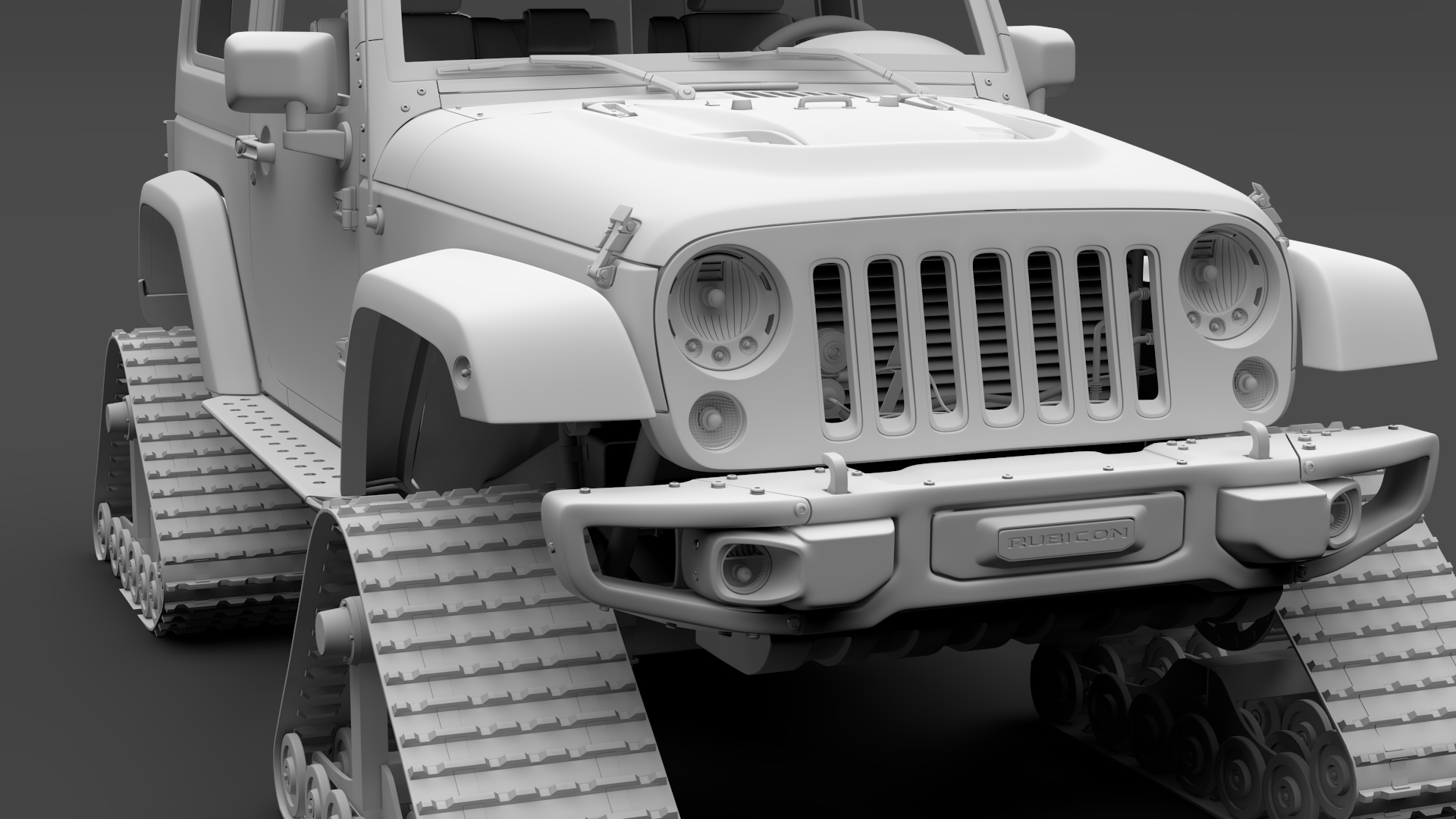jeep wrangler crawler rubicon recon jk 2017 3d model max fbx c4d lwo ma mb hrc xsi obj 276926