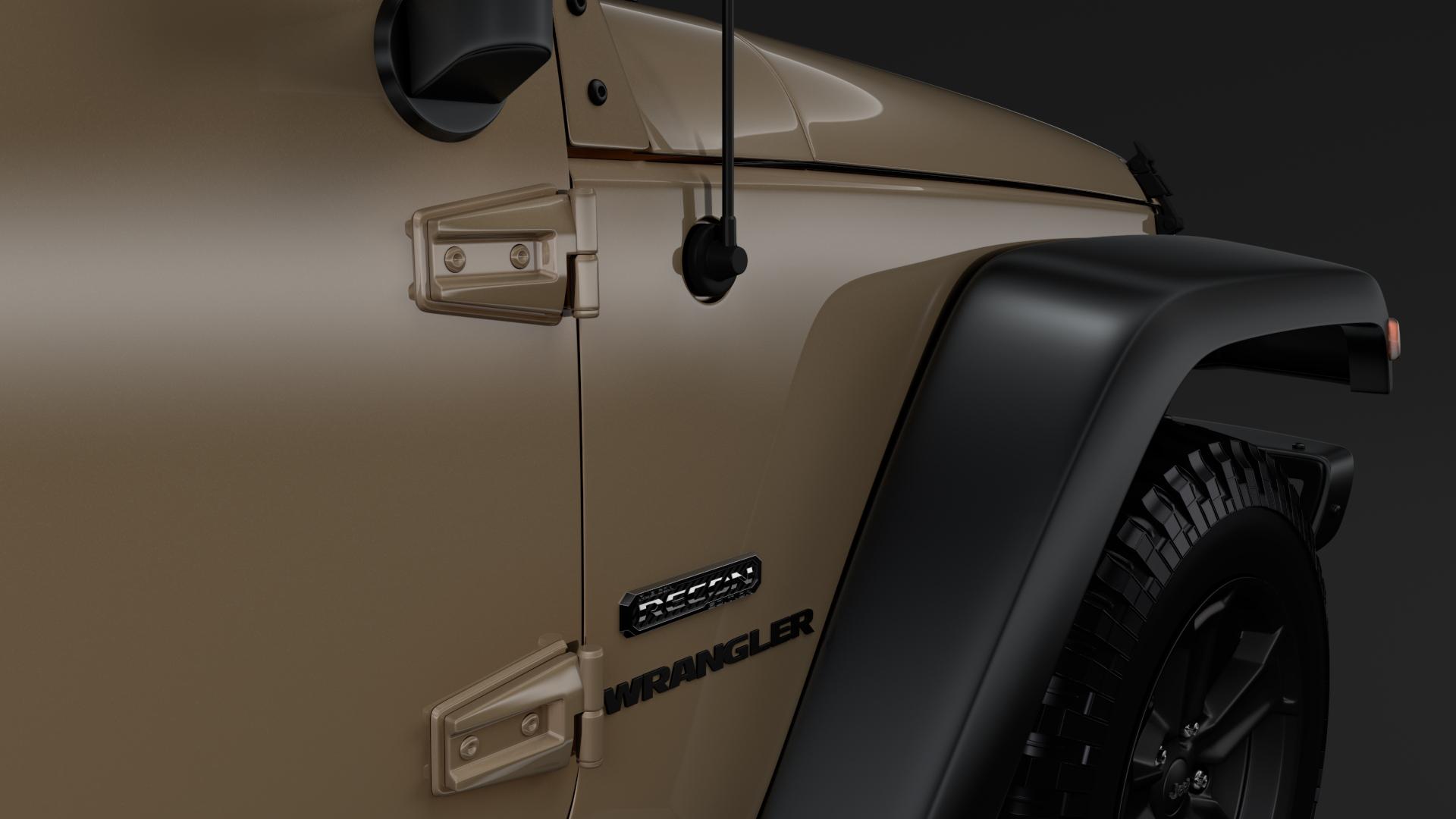 jeep wrangler rubicon recon jk 2017 3d model max fbx lwo ma mb hrc xsi obj 276941