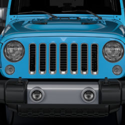 Jeep Wrangler Unlimited Chief JK 2017 3d model 0