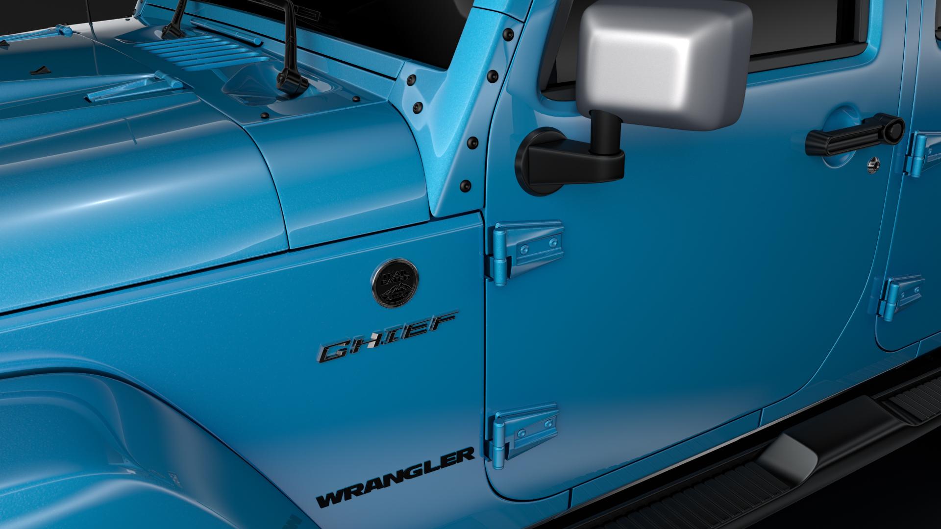 jeep wrangler unlimited chief jk 2017 3d model max fbx c4d lwo ma mb hrc xsi obj 276978