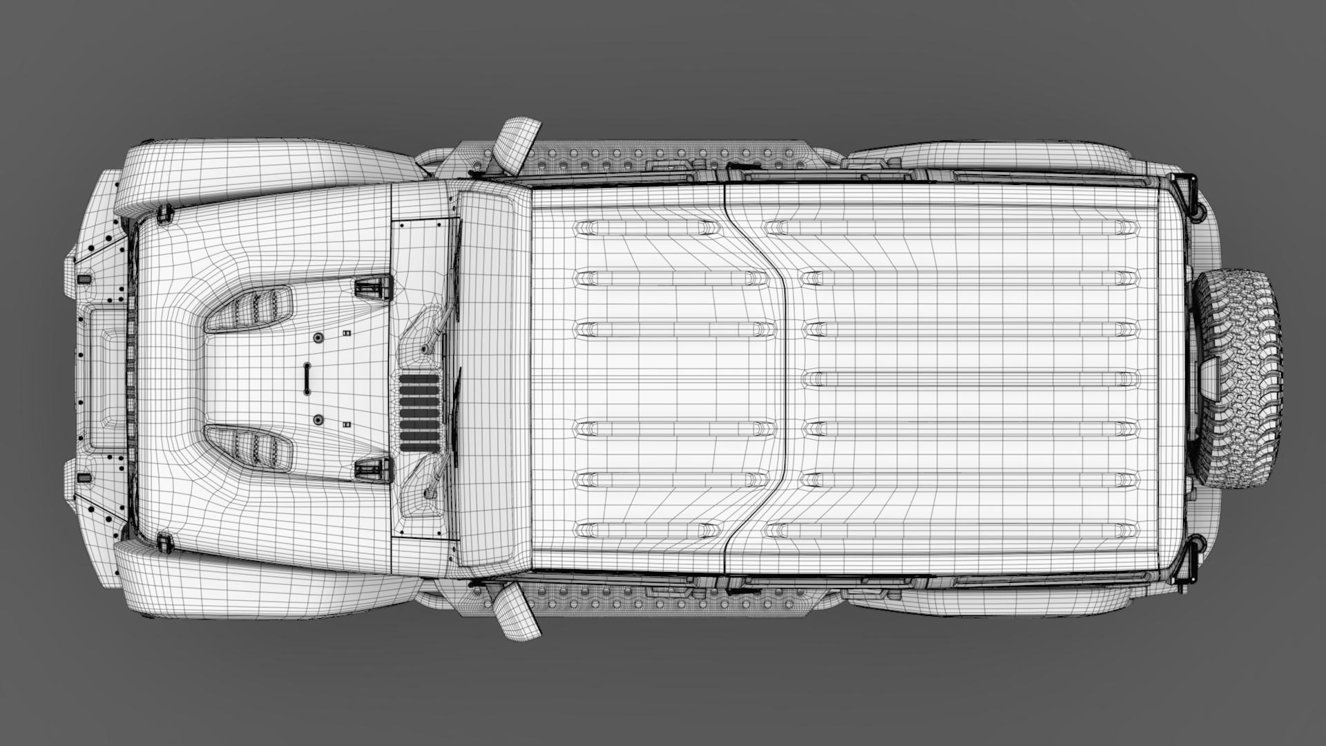 jeep wrangler unlimited rubicon recon jk 2017 3d model max fbx c4d lwo ma mb hrc xsi obj 277014