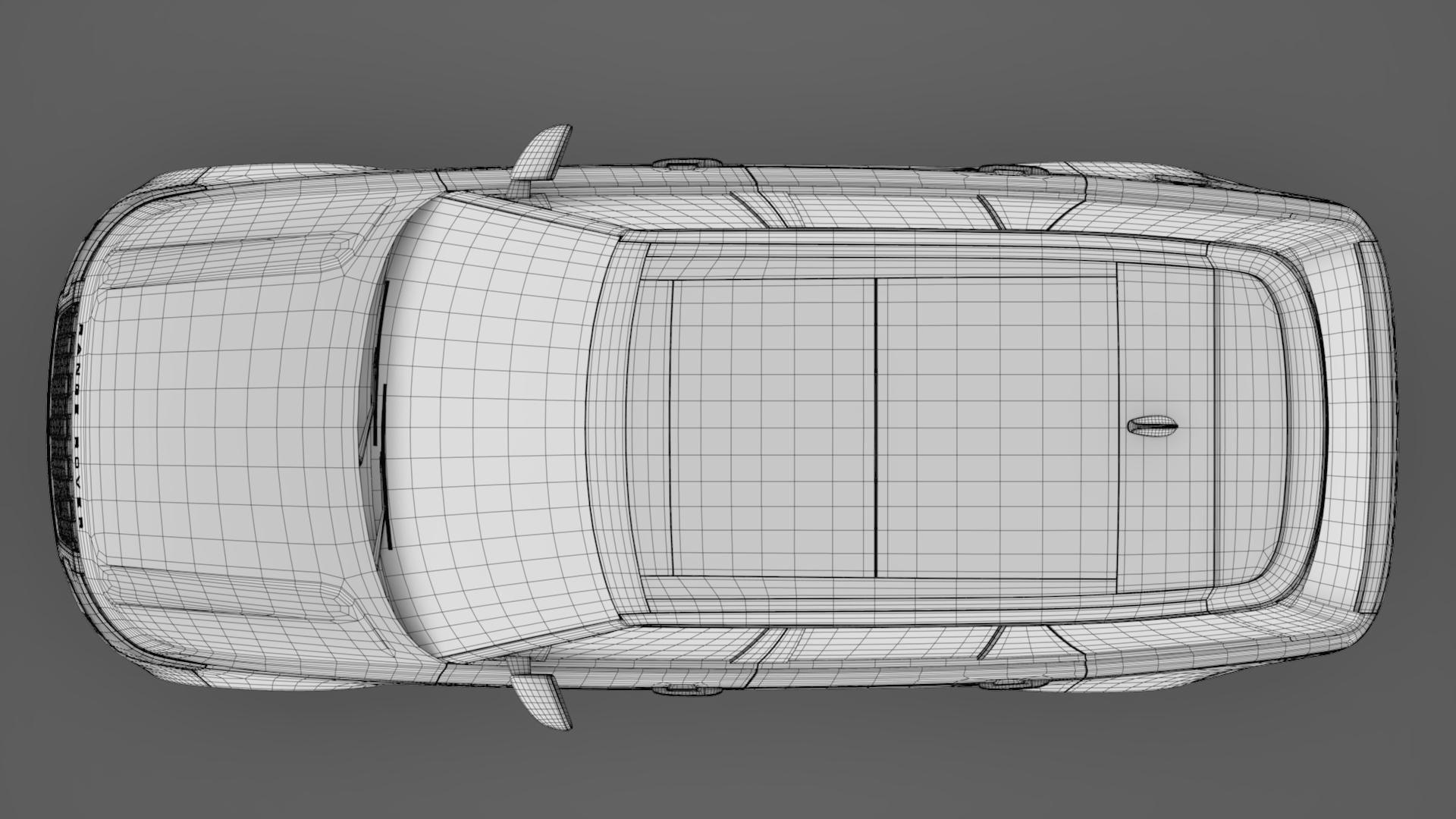 range rover autobiography hybrid lwb l405 2018 3d model max fbx c4d lwo ma mb hrc xsi obj 277314