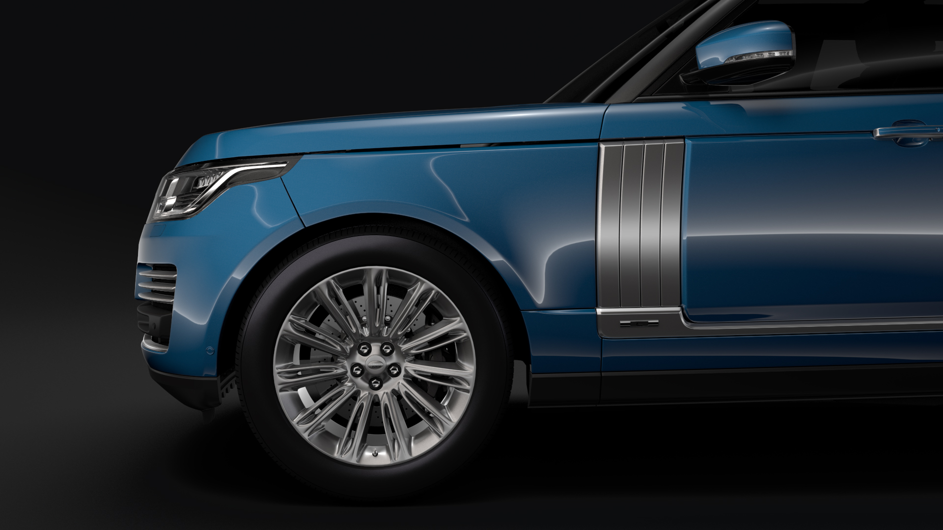 range rover autobiography lwb l405 2018 3d model max fbx c4d lwo ma mb hrc xsi obj 277332