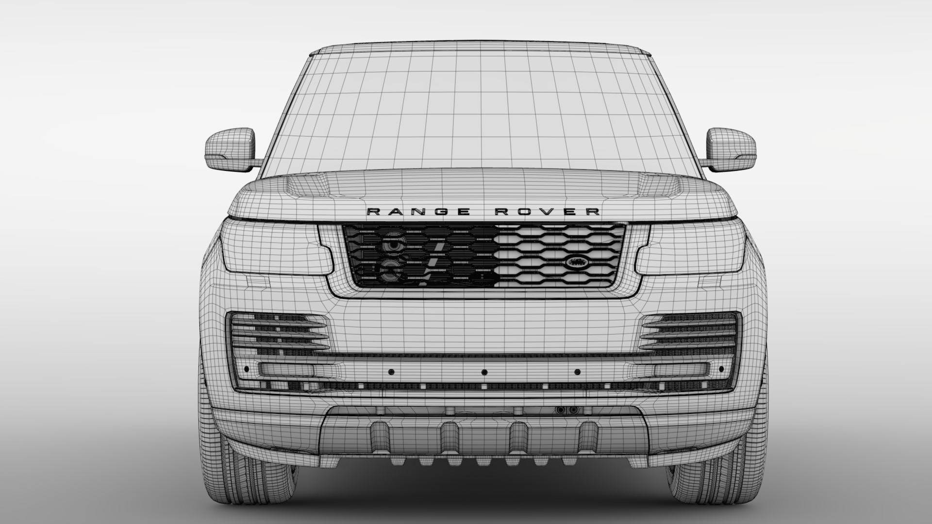 range rover autobiography p400e lwb l405 2018 3d model fbx c4d lwo ma mb hrc xsi obj 277373