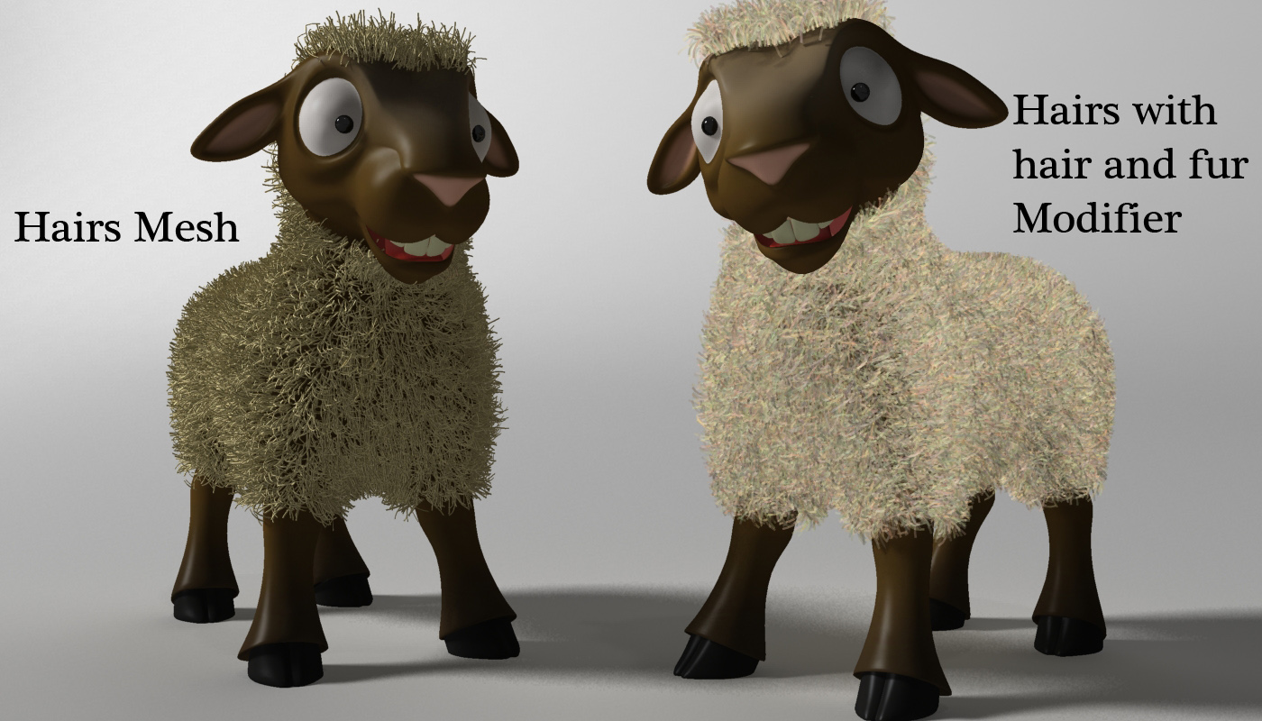 cartoon sheep rigged 3d model 3ds max fbx  obj 277462