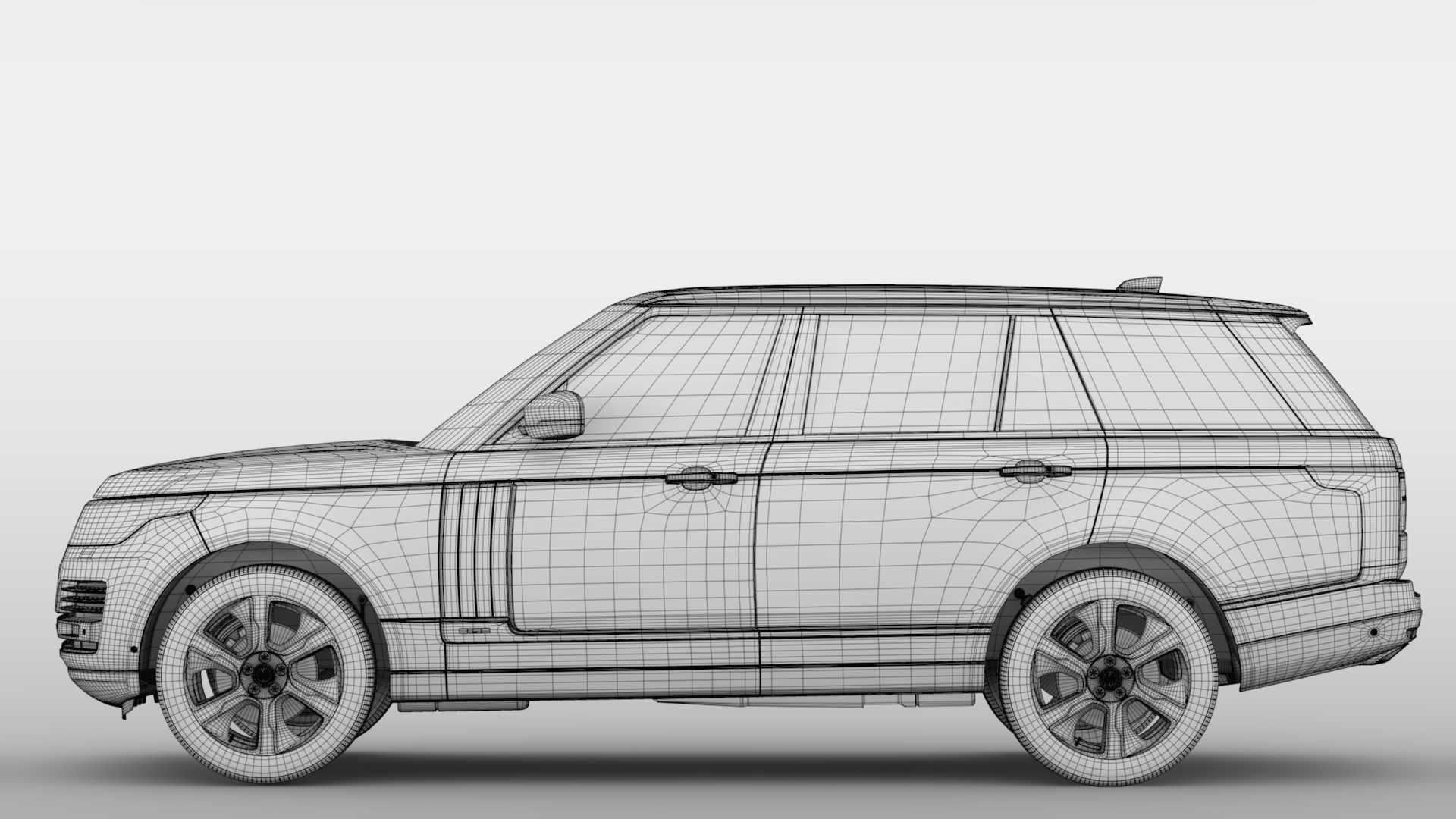 range rover vogue lwb l405 2018 3d model max fbx c4d lwo ma mb hrc xsi obj 277540