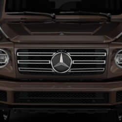 Mercedes-Benz G 500 (W464) 2018 3d model high poly max fbx c4d lwo lws lw ma mb  obj