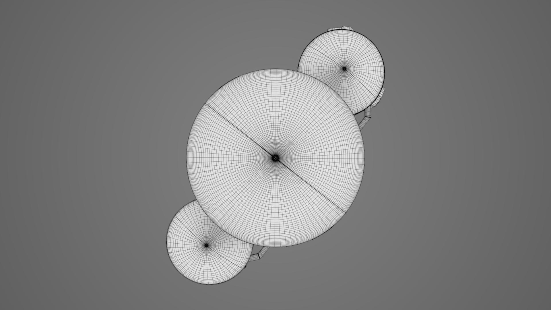 falcon þungur v1.2 endurnýjanleg 3d líkan hámark fbx c4d lwo ma mb hrc xsi obj 277904