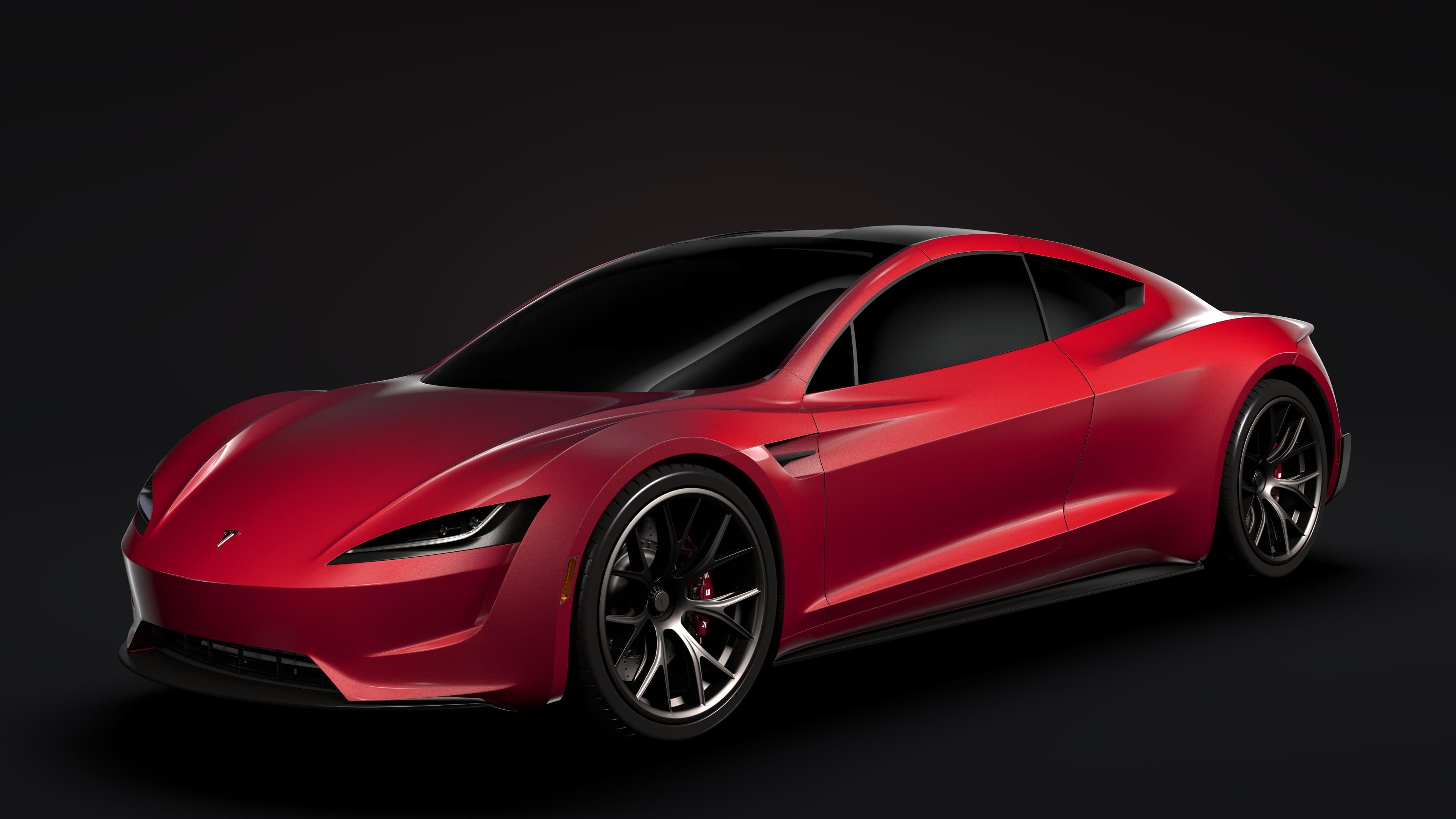 tesla roadster 2020 3d model max fbx c4d lwo ma mb hrc xsi obj 278012