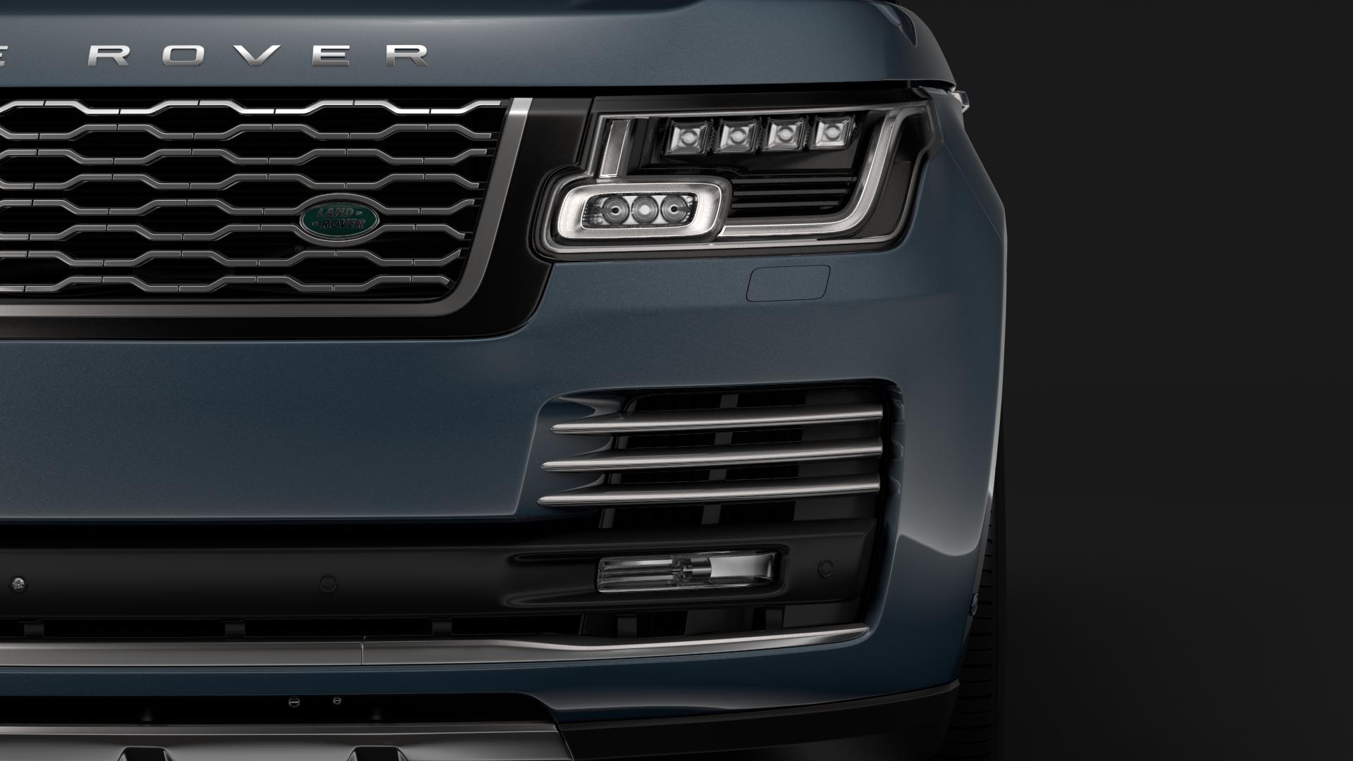 range rover autobiography (l405) 2018 3d model max fbx c4d lwo ma mb hrc xsi obj 278050