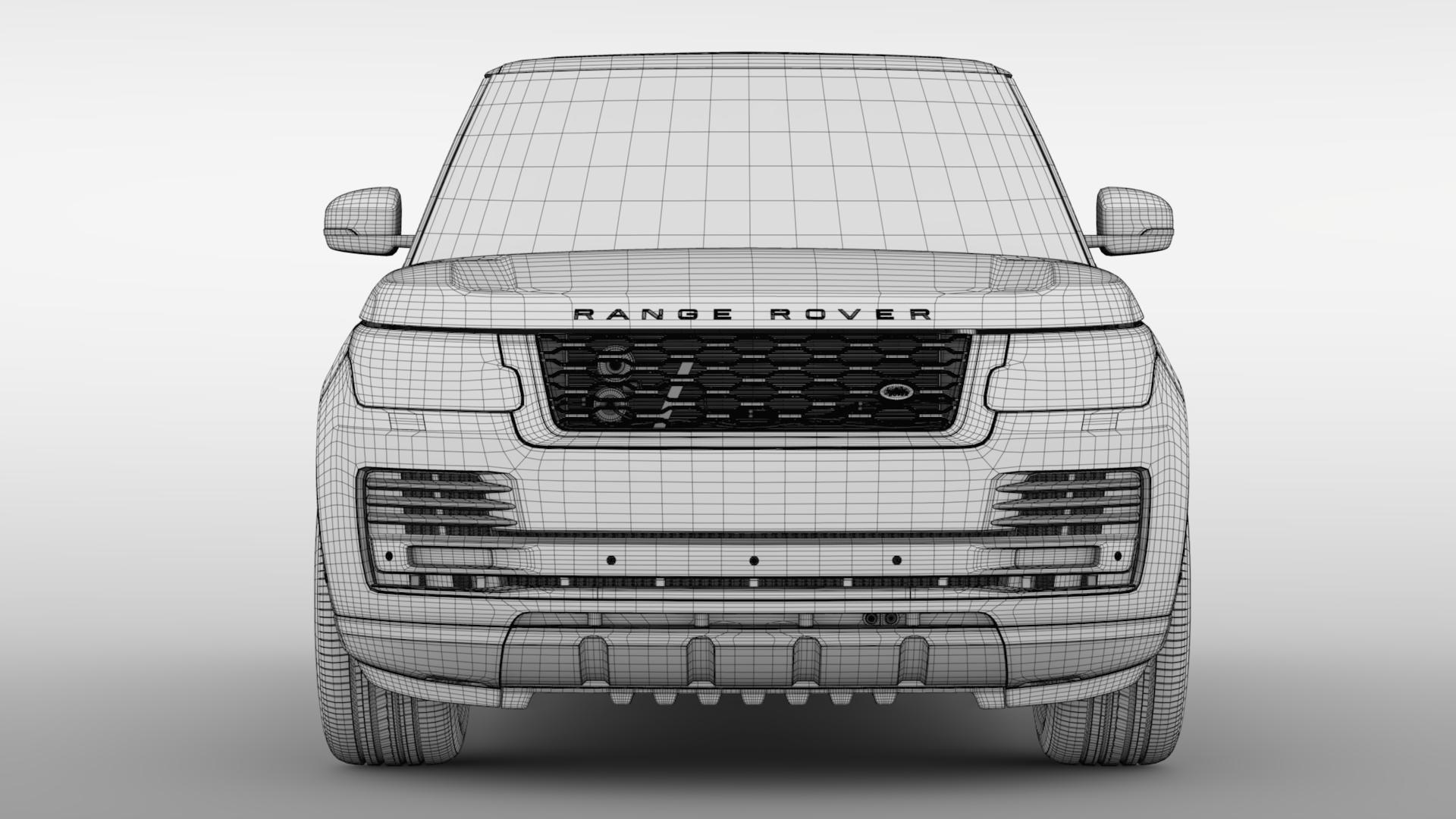 range rover autobiography (l405) 2018 3d model max fbx c4d lwo ma mb hrc xsi obj 278064
