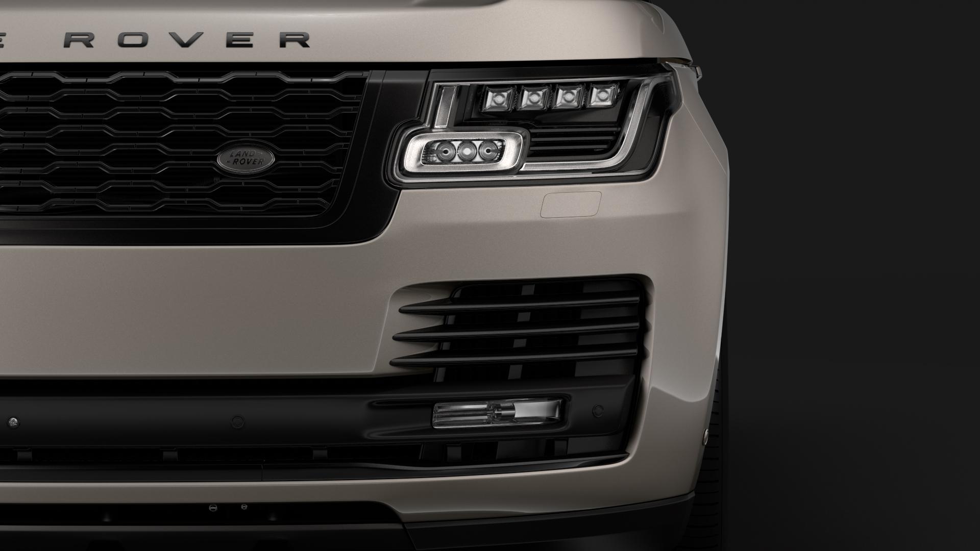 range rover autobiography hybrid (l405) 2018 3d model max fbx c4d lwo ma mb hrc xsi obj 278141