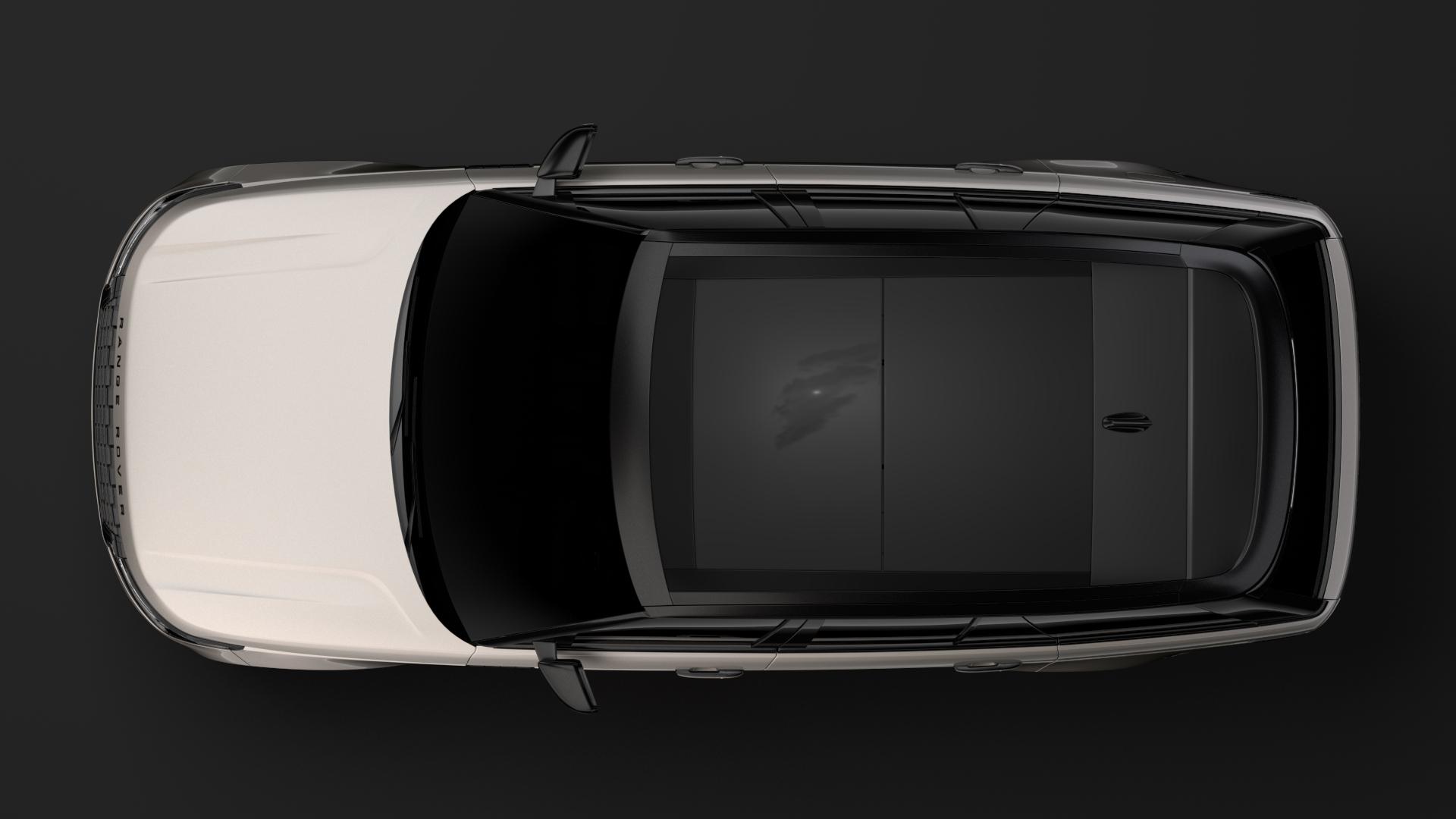 range rover autobiography hybrid (l405) 2018 3d model max fbx c4d lwo ma mb hrc xsi obj 278151