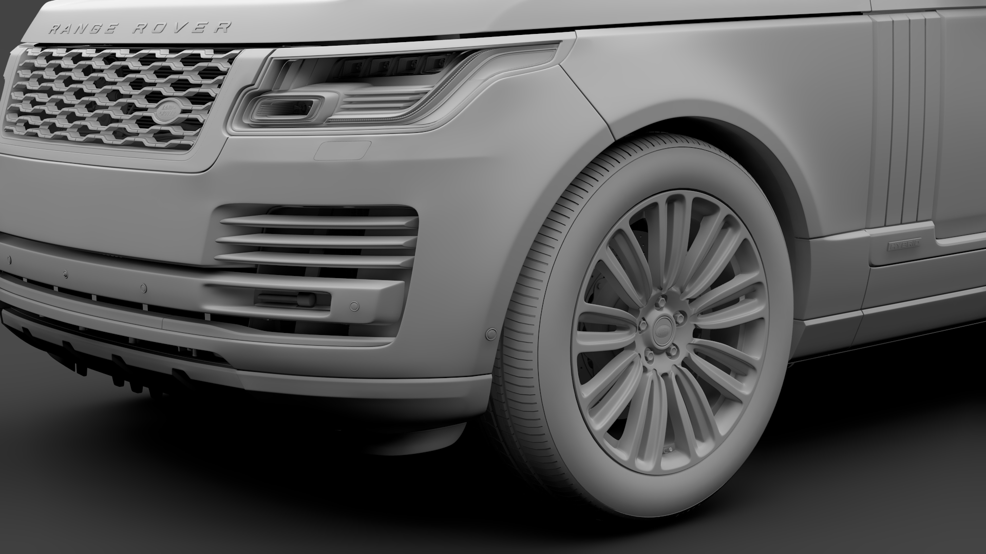 range rover autobiography hybrid (l405) 2018 3d model max fbx c4d lwo ma mb hrc xsi obj 278153