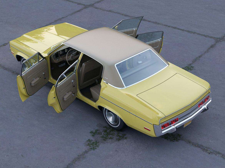 amc matador 1972 3d modell 3ds max fbx c4d obj 278527