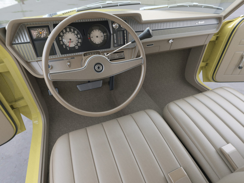 amc matador 1972 3d modell 3ds max fbx c4d obj 278529