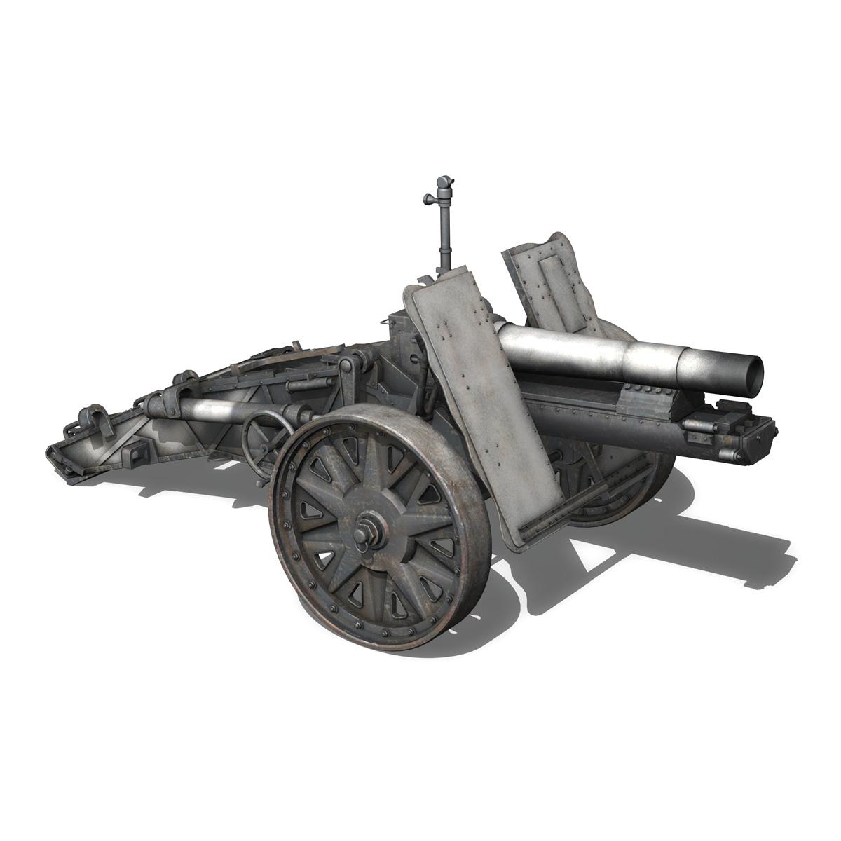 sturmpanzer1 – bison – 5pzdiv 3d model 3ds lwo lw lws obj c4d 279506