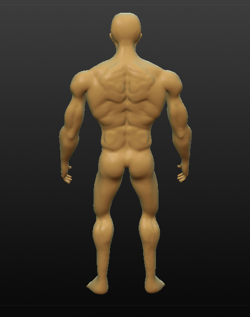 tarzan in the wild 3d model obj 279615