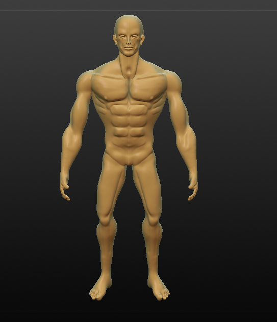 tarzan in the wild 3d model obj 279618