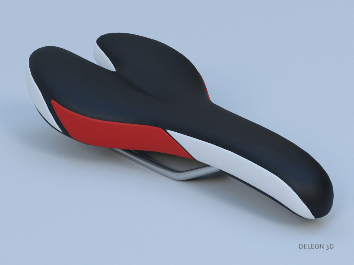 bicycle seat 3d model max fbx c4d lxo  obj 279660