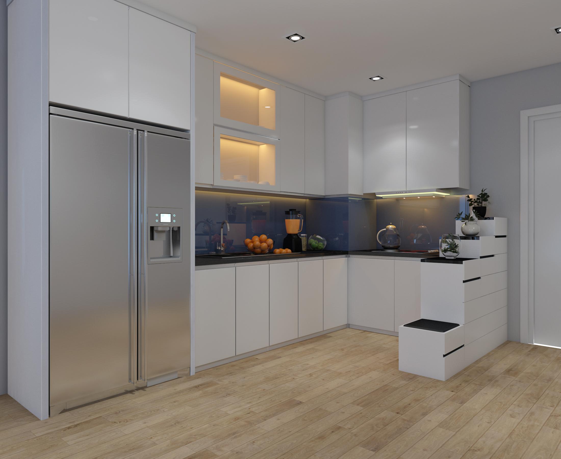 Cutaway apartment full furnitures modern design 3d model max 279960