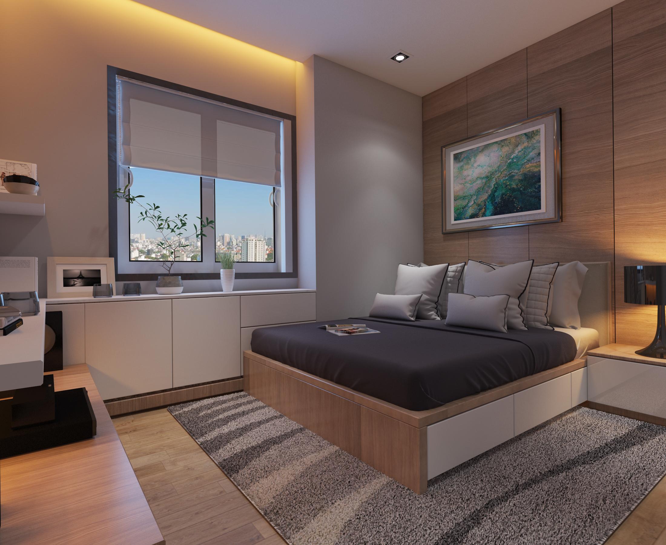 Cutaway apartment full furnitures modern design 3d model max 279961
