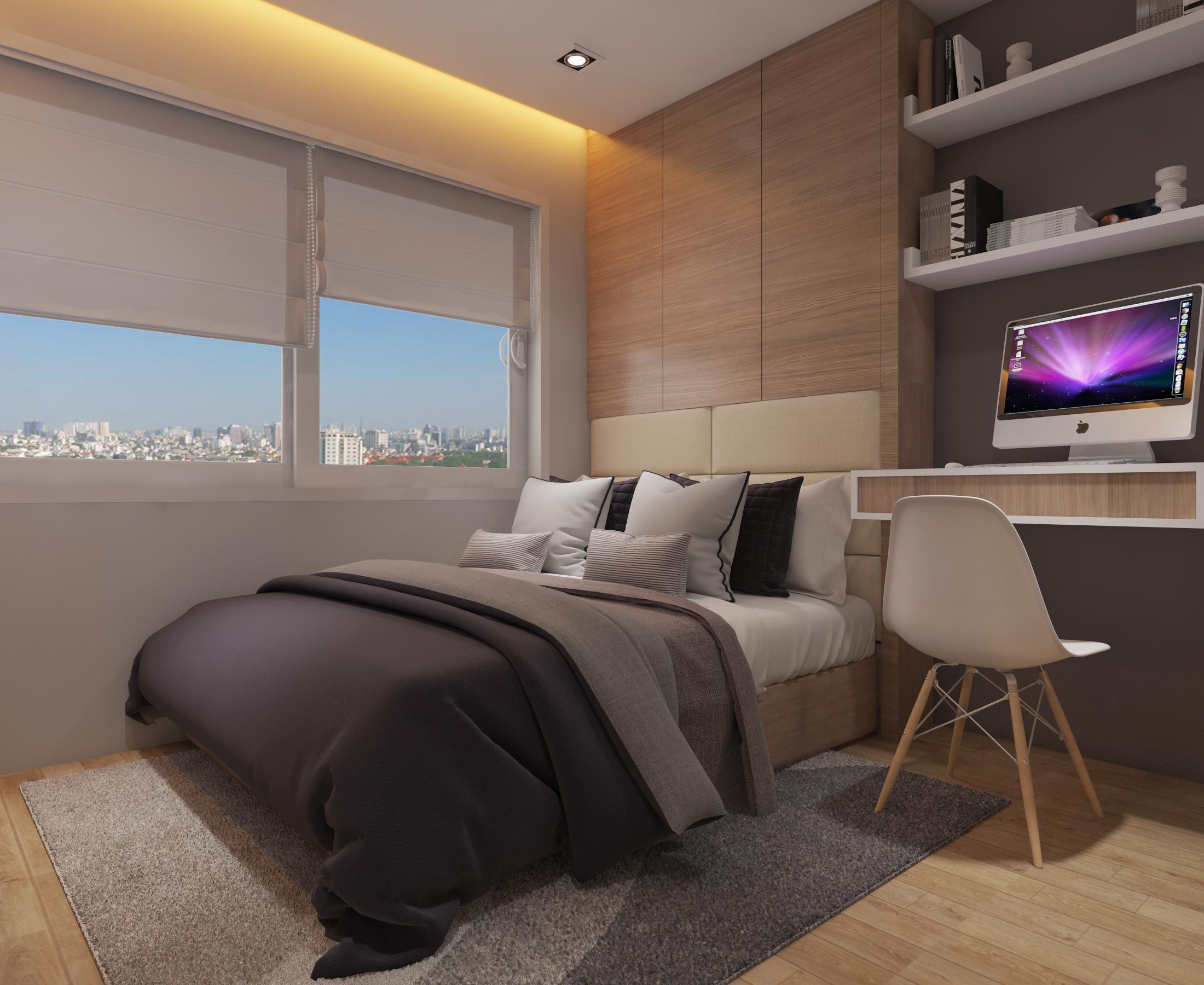 Cutaway apartment full furnitures modern design 3d model max 279962