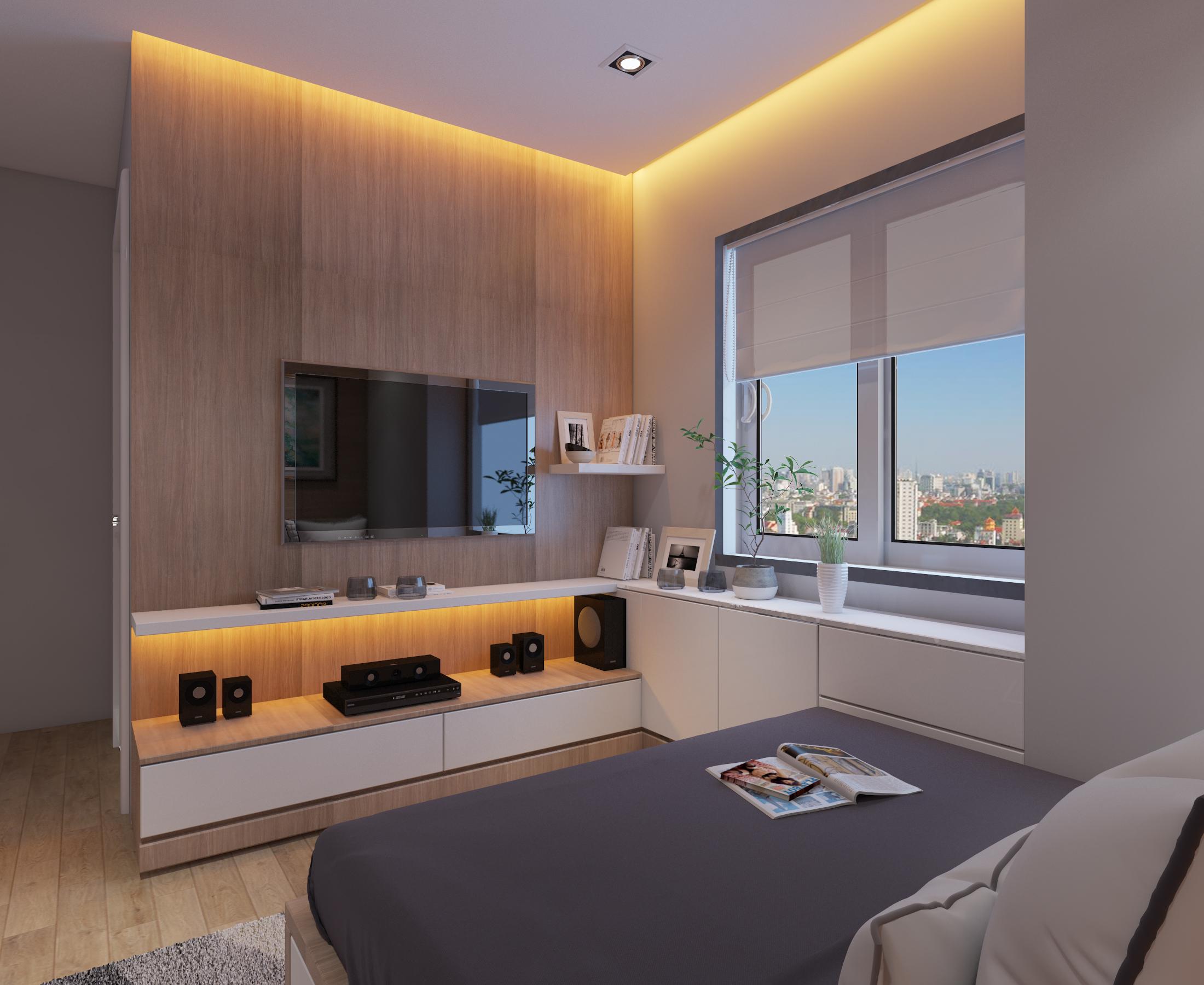 cutaway apartment full furnitures modern design 3d model max 279963