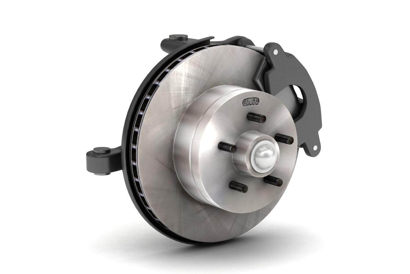 car and truck brake set 3d model 3ds max fbx obj 282203
