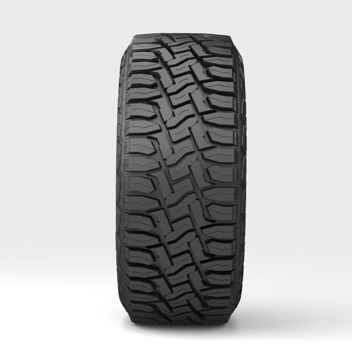 off road wheel and tire 7 3d model 3ds max fbx tga targa icb vda vst pix obj 282486