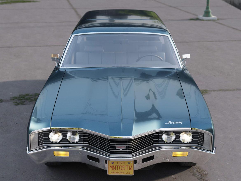 montego mx wagon 1970 3d model 3ds max fbx c4d obj 283069