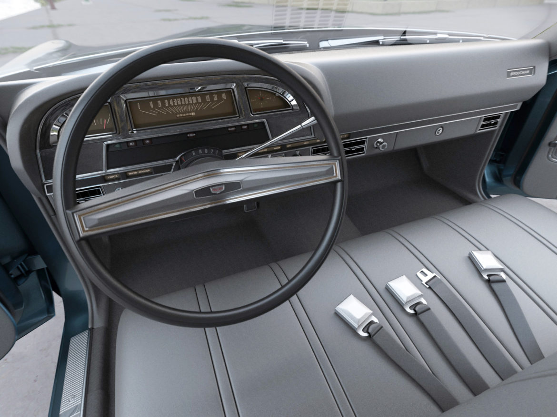 montego mx wagon 1970 3d model 3ds max fbx c4d obj 283075