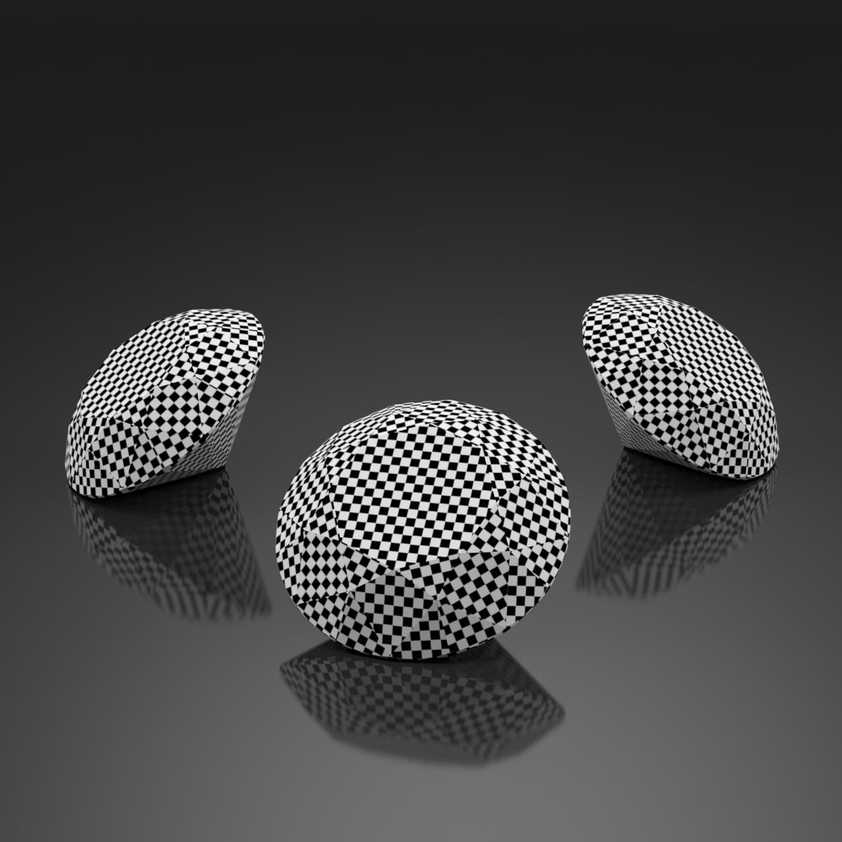 round brilliant diamond 3d model 3ds max dxf dwg fbx c4d ma mb 3dm  obj 283547