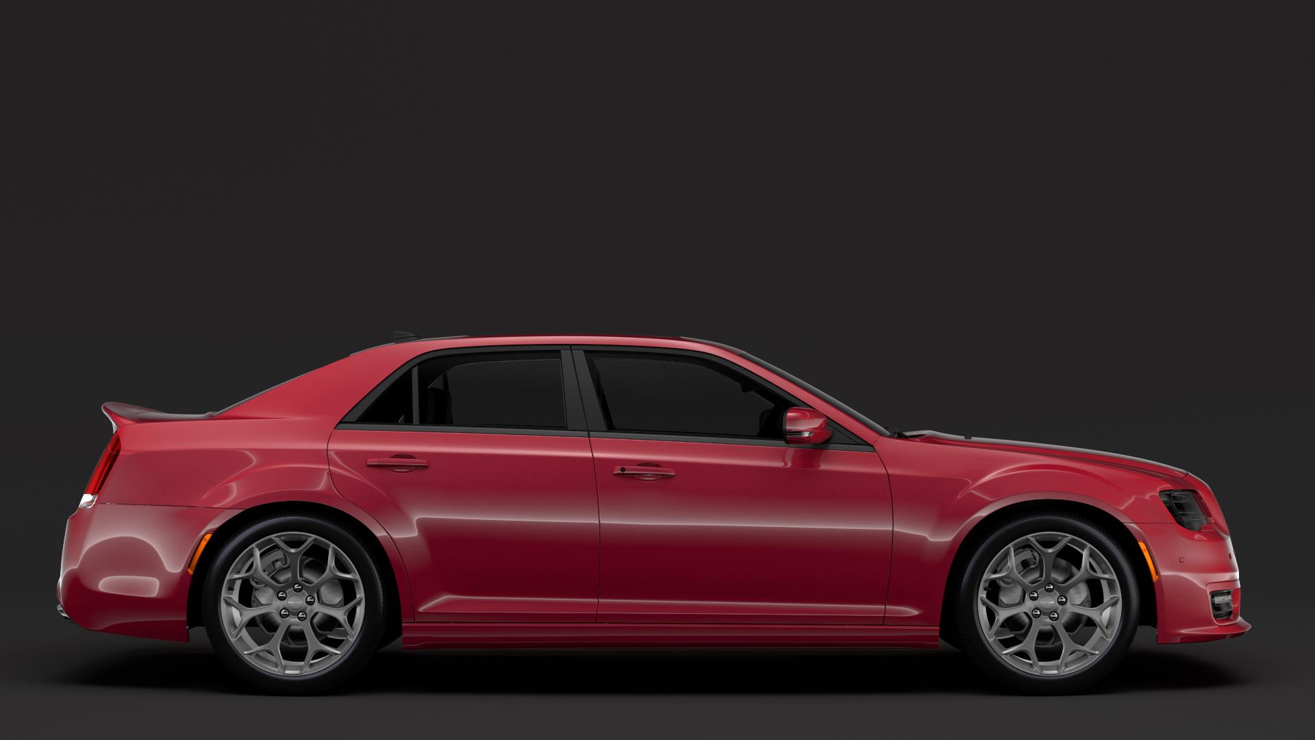 chrysler 300 s sport lx2 2018 3d model 3ds max fbx c4d lwo ma mb hrc xsi obj 284573